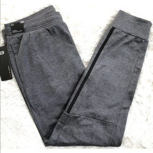 NWT Men's Layer 8 Gray Heather Joggers